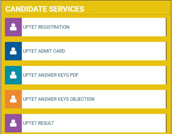 UPTET Result Declared 2019-2020